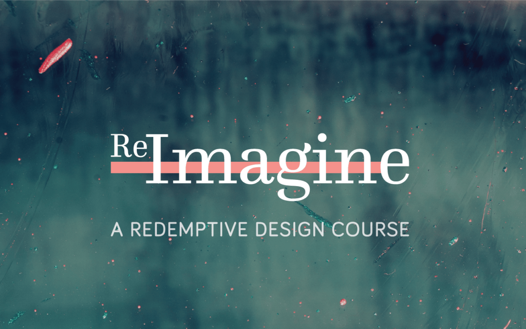 Re:Imagine. Re:Build.